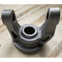 precision investment casting product of forklift